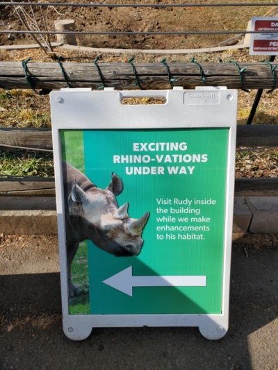 The Denver Zoo has a great marketing department.