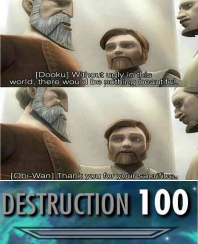 dEsTrUcTiOn I O O