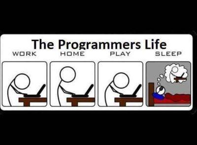 Programmer for life