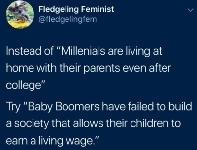 Millennials are killing the adulthood industry