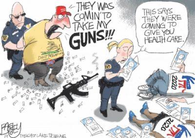 Take muh guns!