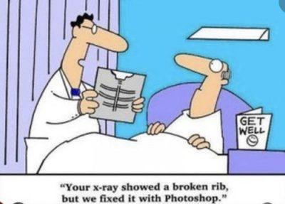 Doctor lie
