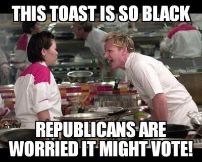 Toasty.