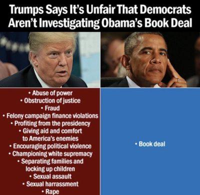 Trump's logic