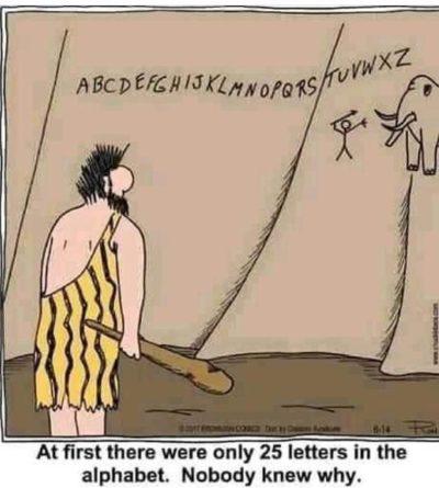 Alphabet boomer