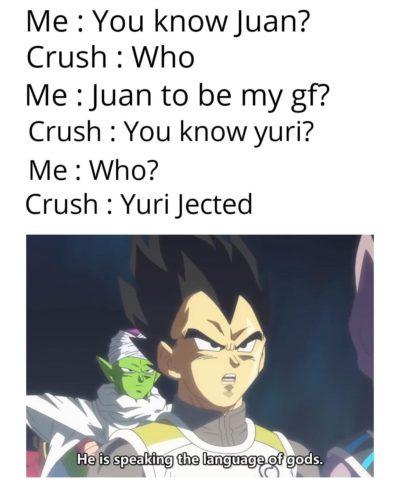 Yuri jected