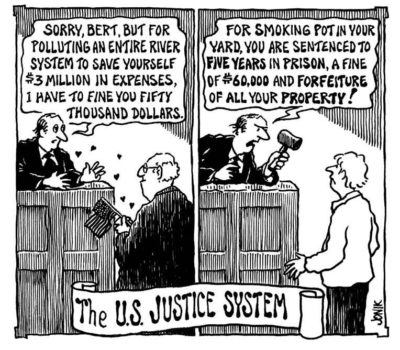 The U.S. Justice System