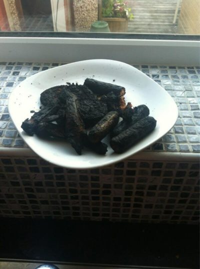 Tonight was foreign culture night in my house so I decided to cook a traditional dish from Pompeii