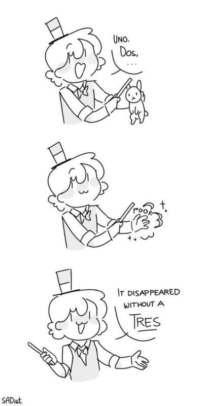 Just a lil' Magician