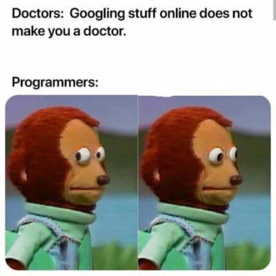 Job Title: Professional Googler.