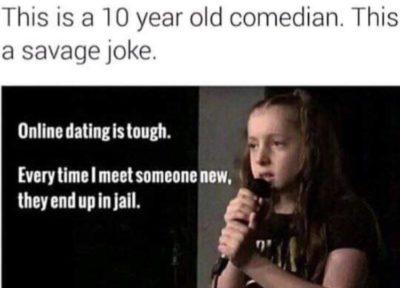 It's so savage