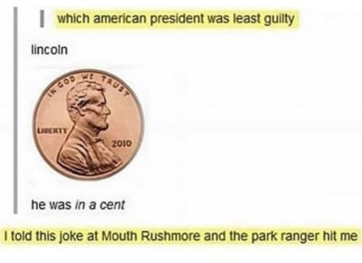 Mouth Rushmore