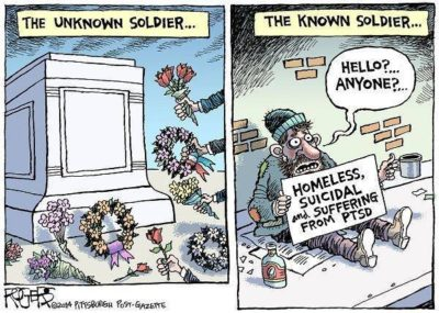The Un/known Soldier