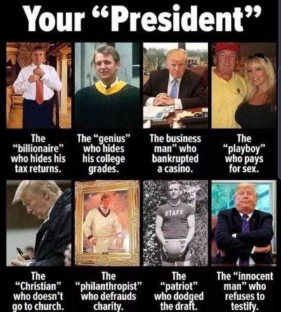 Knock Knock it's impeachment day Trumpy