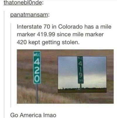 Go America lmao