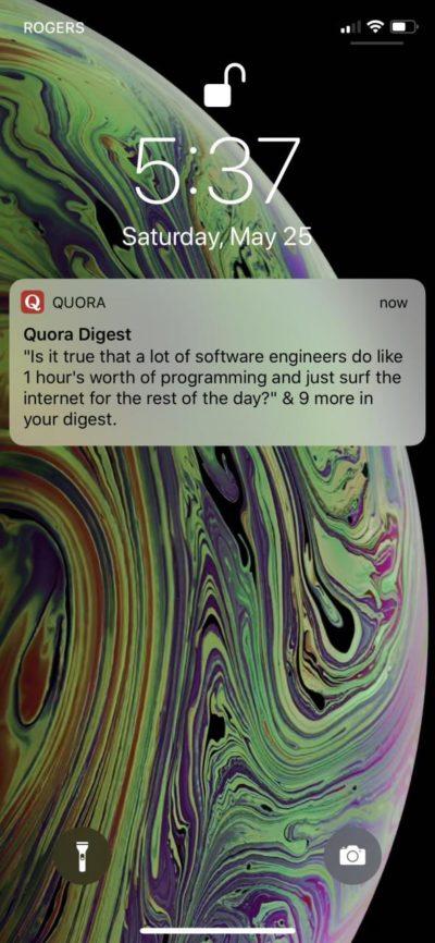 Damn! Quora it hurts