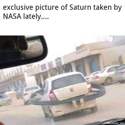 I think NASA got that wrong….