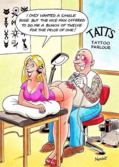 Butt funny