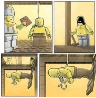 Legos' life