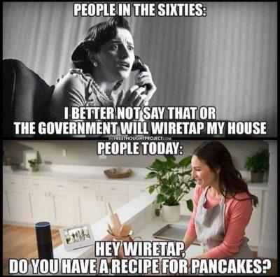 That's so sad… Wiretap play Despacito.