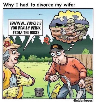 Dumb wife