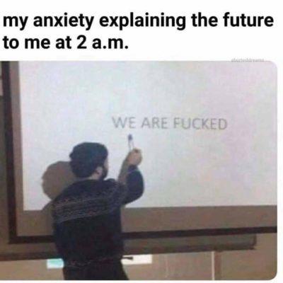 Me at 2 AM