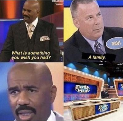 poor paul