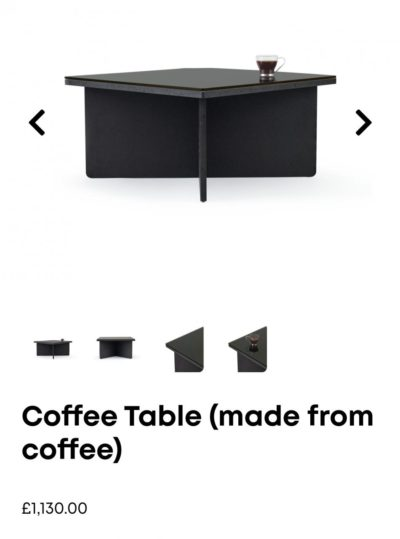 Coffee coffee table