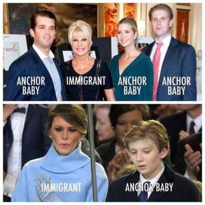 Trump family fact #1