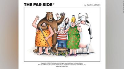 After 25 years, 'The Far Side' is back — with an online debut and new comics