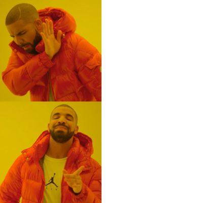 Drake in Tabs vs. Spaces debate