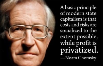 "We've ""socialized"" healthcare for the old and poor and have left the profits from the young and healthy for private industry"