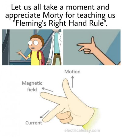 Thanks Morty