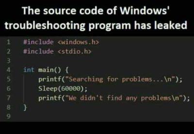 Secrets of Microsoft