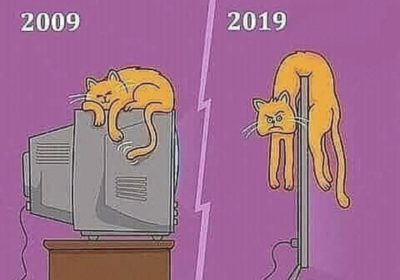 Technological evolution bad
