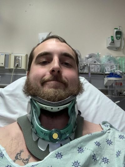Took such an awesome dump this morning that I blacked out and fractured my spine… it's gonna be a good day.