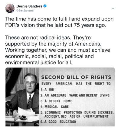 "When America was ""Great"" FDR was President…"