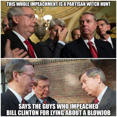 GOP hypocrisy at its finest..