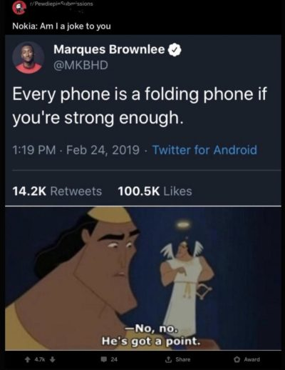 Half of reddit is just stealing tweets and adding unfunny and overused captions/meme templates