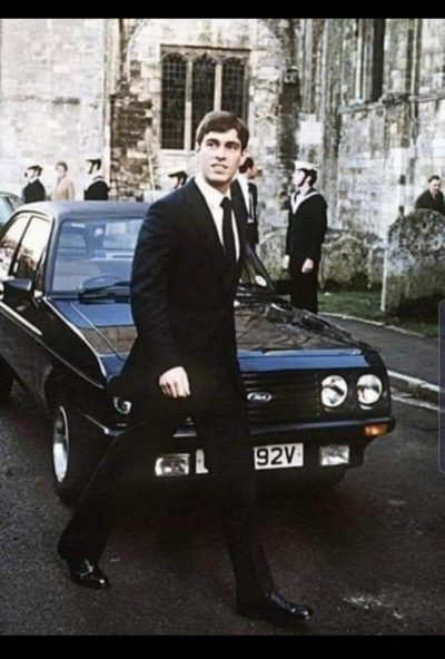 Prince Andrew and his 15 year old Escort!