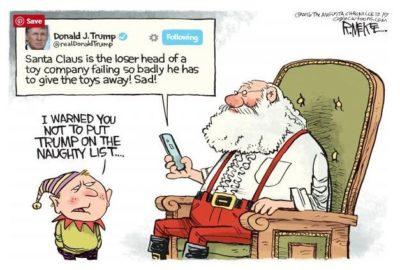 Loser Santa!