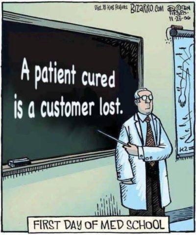 Doctors bad