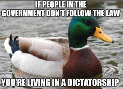 Especially if they have a propaganda tv