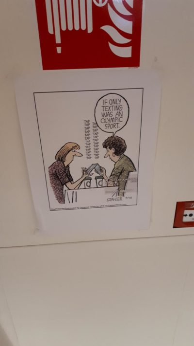 Saw this hanging in my school
