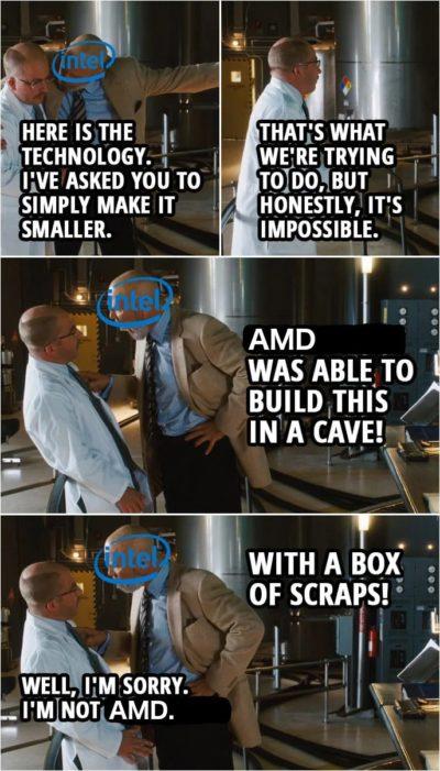 Iron AMD