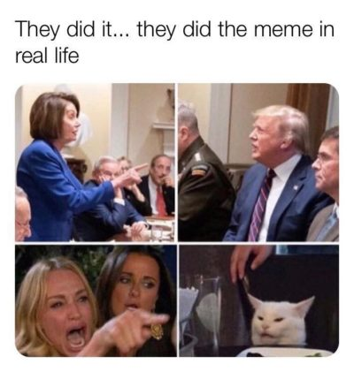 They did it… they killed a funny meme