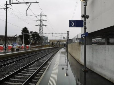 Switzerland knows how to index its rail tracks