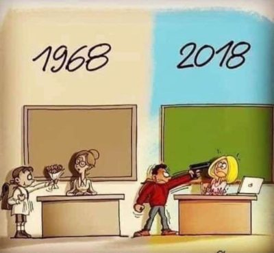 1968 wAs sO mUCh BeTtER, wE ApPReCiATeD oUr tEAcHeRs