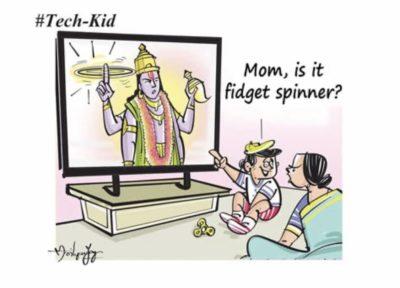 Fuck tech-kid