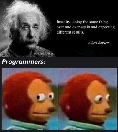 I was just debugging
